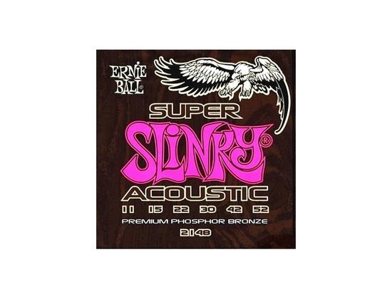 Ernie Ball 2148 Super Slinky Acoustic Guitar Strings