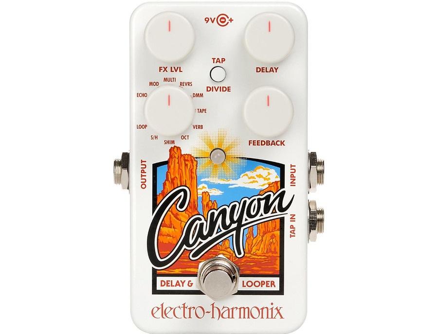 Electro harmonix canyon delay looper xl