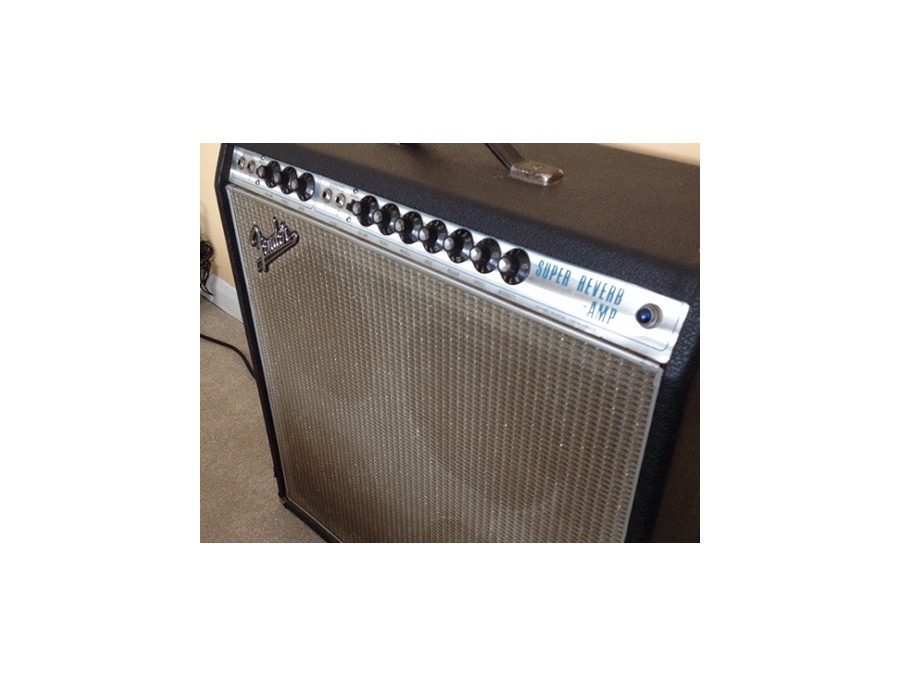 1968 Fender Super Reverb Reviews Prices