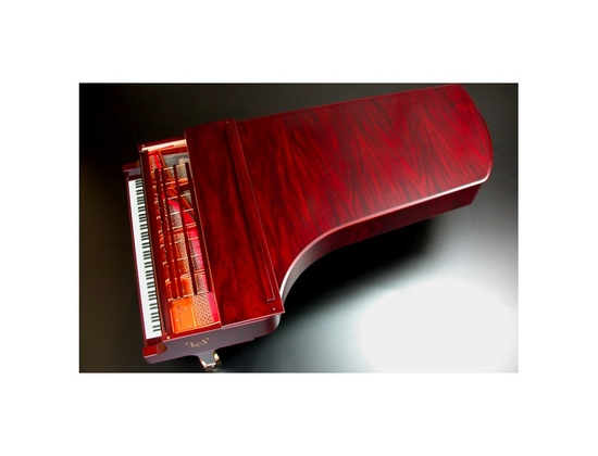 Stuart and Sons Grand Piano (Red Cedar colour)