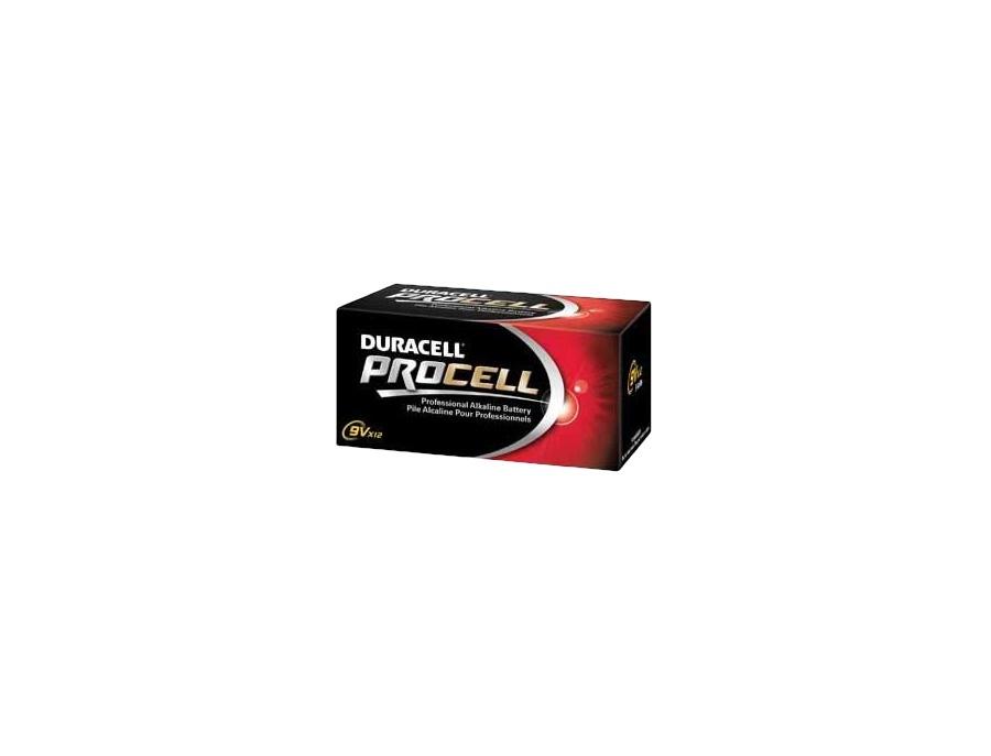 Duracell Procell 9V Alkaline Batteries