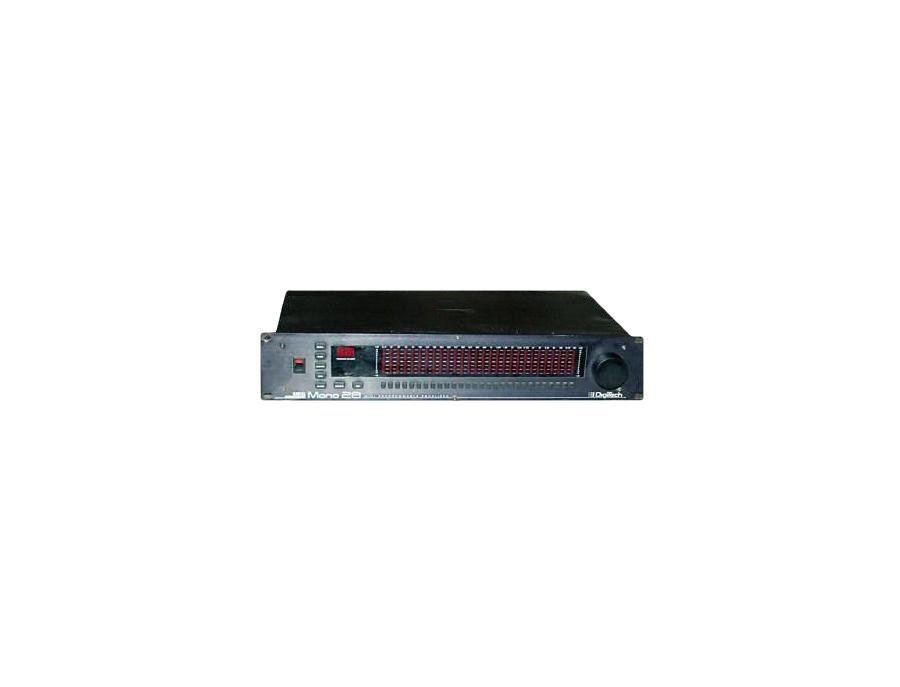 DigiTech MEQ Mono 28 MIDI Equalizer