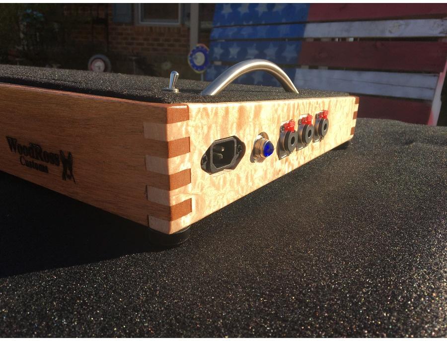 Woodross custom pedal board xl