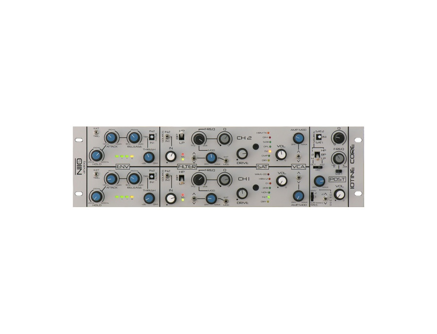 Niio Analog Iotine Core Multi Layer Sound Processor