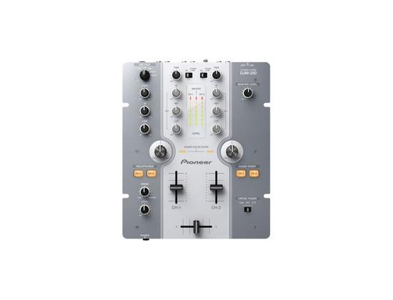 Pioneer DJM-250-W DJ Mixer