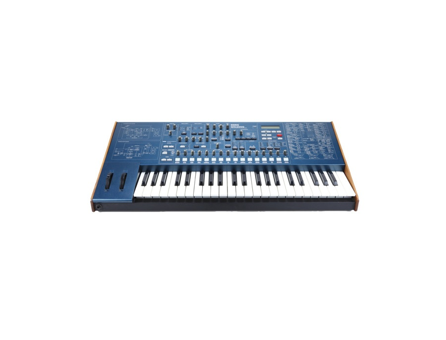 Korg ms2000 synthesizer xl