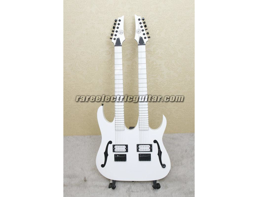 ibanez pgm double neck electric guitar reviews prices equipboard. Black Bedroom Furniture Sets. Home Design Ideas