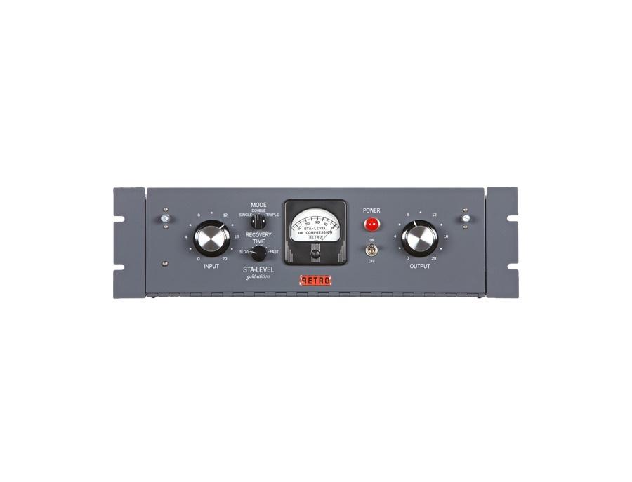 Retro Instruments Sta-Level Compressor