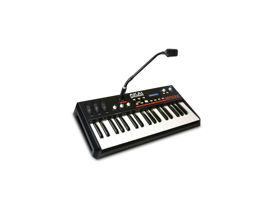 Akai Pro MINIAK Virtual Analog Synthesizer