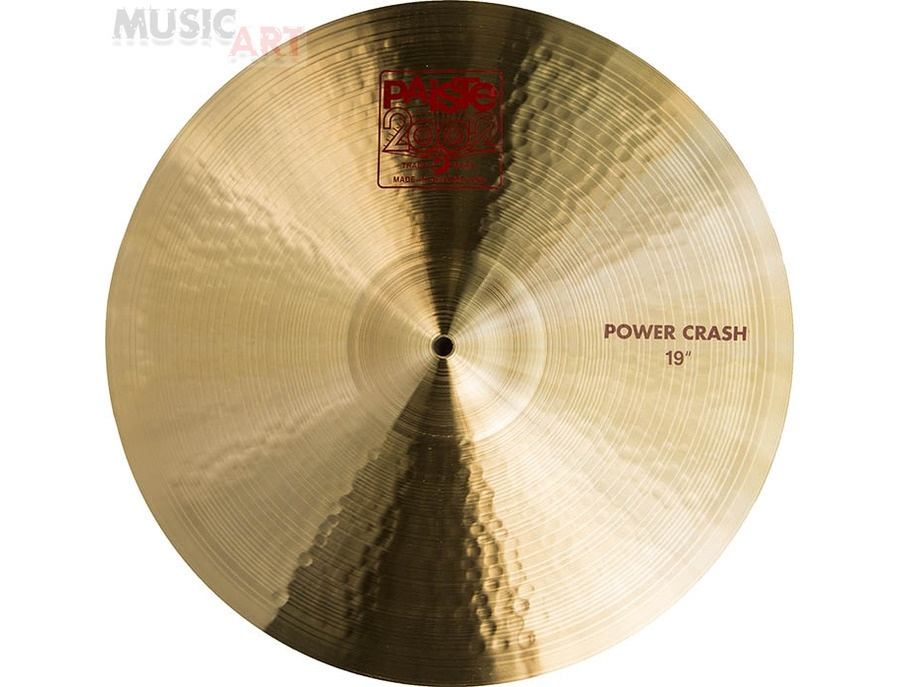 "Paiste 2002 19"" Power Crash"