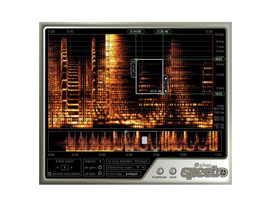 Stillwell Audio Spectro