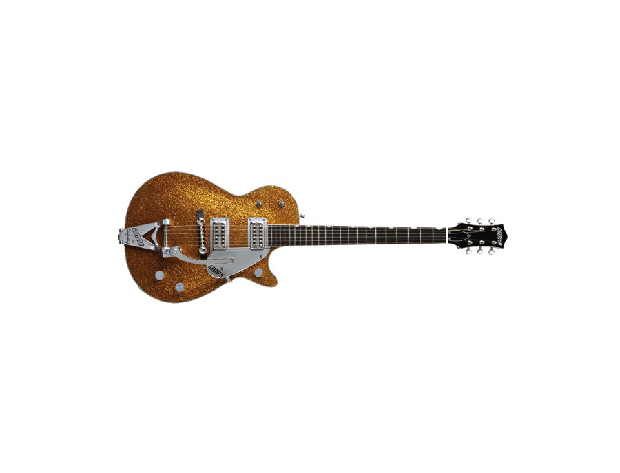 Gretsch G6129TAU Sparkle Jet Electric Guitar