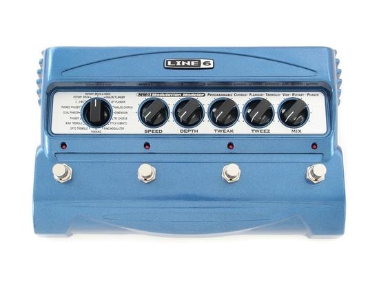 Line 6 MM4 Modulation Guitar Effects Pedal