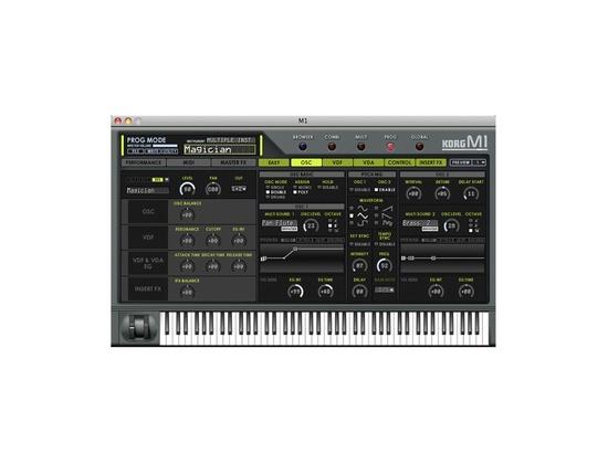 Korg M1 Software Synthesizer