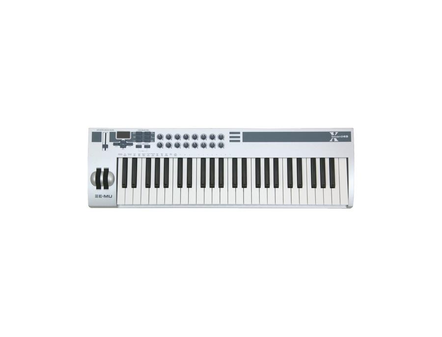 E-Mu Xboard 49 USB MIDI Controller