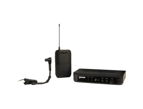 Shure BLX14/B98 Wireless Mic