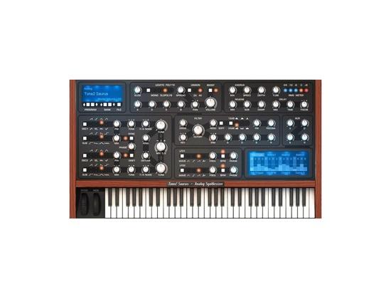 Tone2 Saurus Software Synthesizer