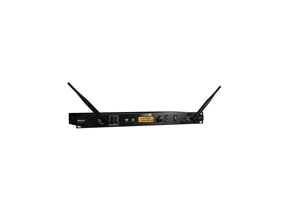 Line 6 relay g90 rackmount digital wireless guitar system xl