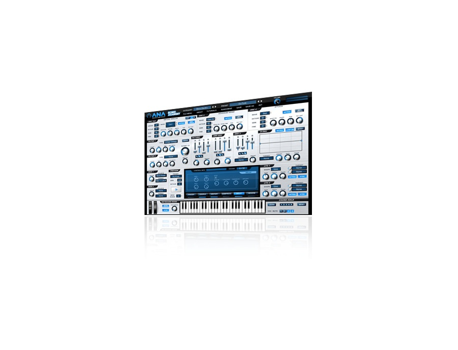 Sonic academy ana software synth xl