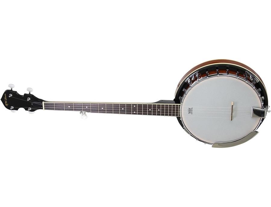 R w jameson 5 string banjo xl