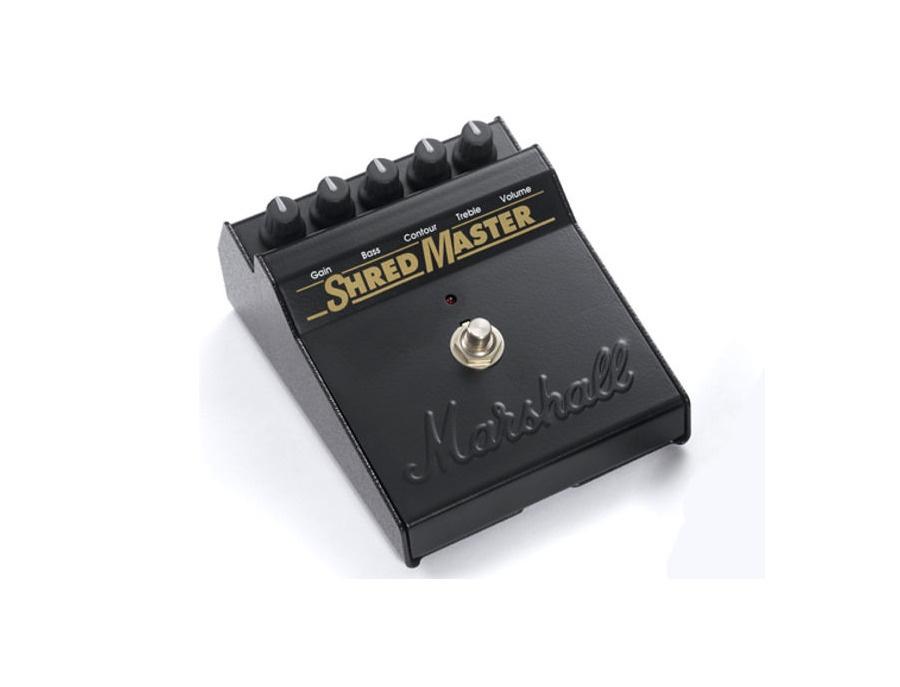 Marshall shredmaster xl