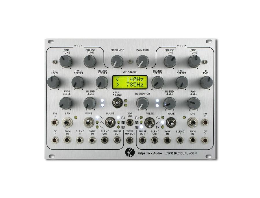 Kilpatrick Audio - K3020 // Dual VCO