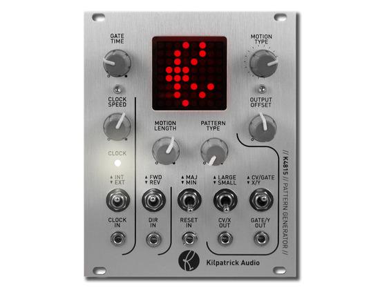 Kilpatrick Audio - K4815 // Pattern Generator