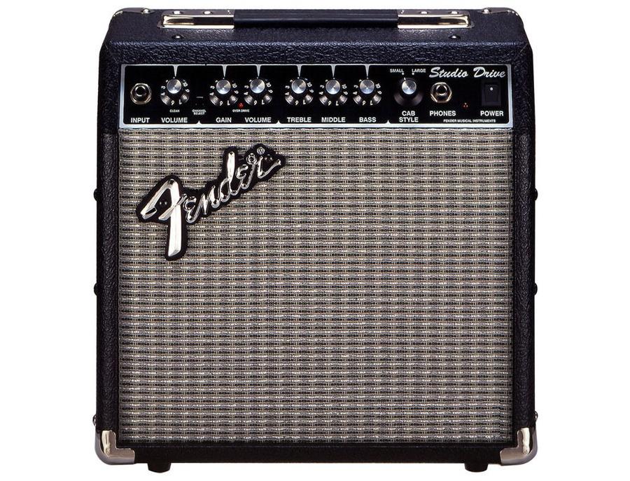 Fender studio drive sd 15ce amplifier xl