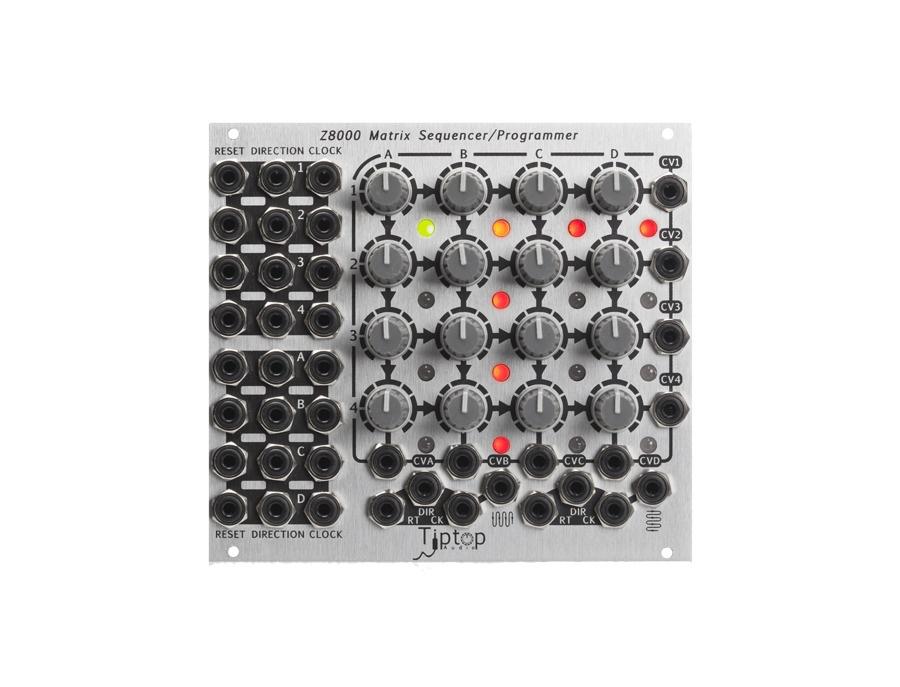 Tiptop audio z8000 matrix sequencer xl