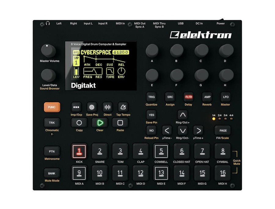 Elektron digitakt xl