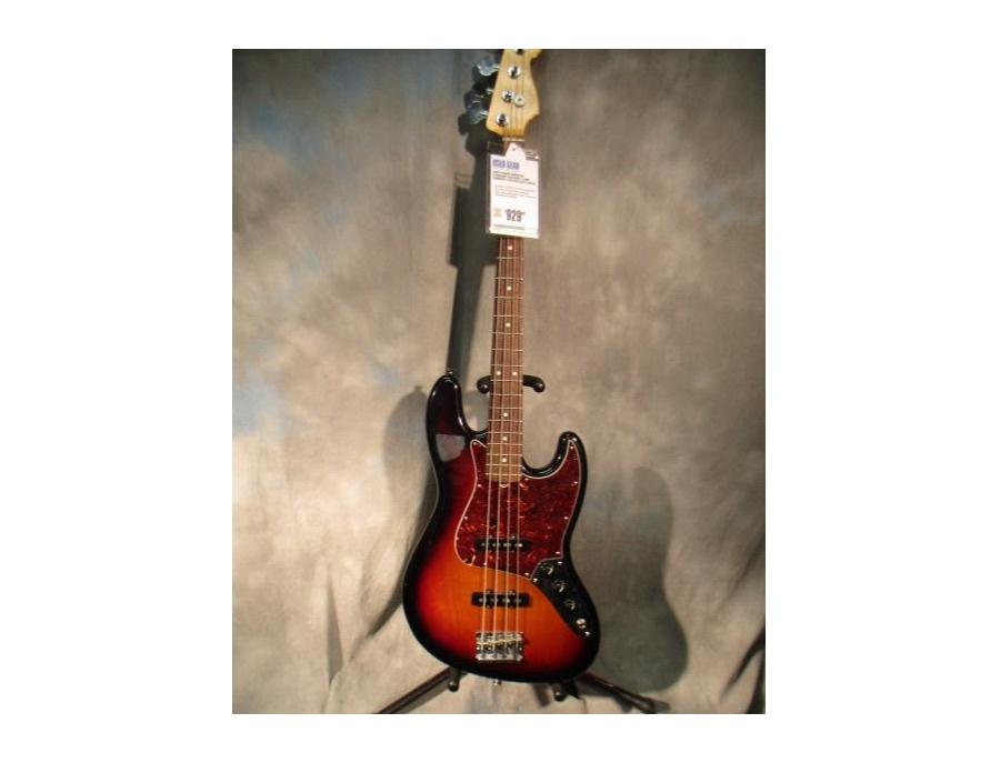 Fender American Standard Jazz Bass Electric Bass Guitar 3 Tone