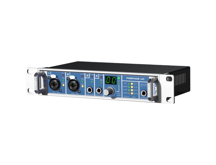 Rme fireface uc usb audio interface xl