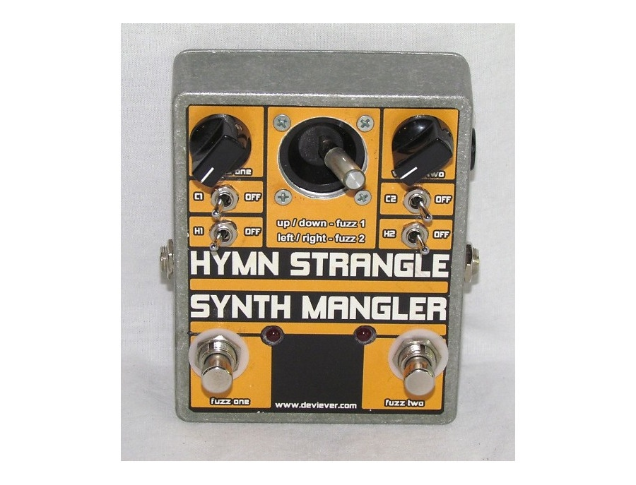 Devi Ever Hymn Strangle Synth Mangler