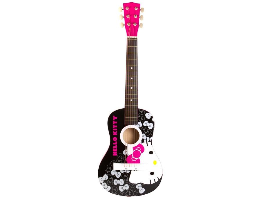 Walmart hello kitty acoustic xl