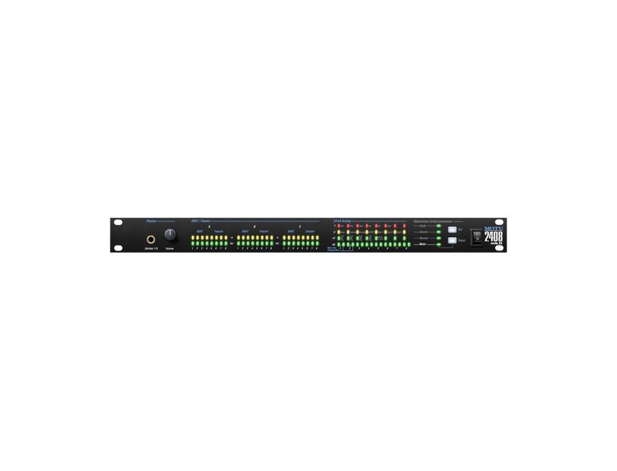 MOTU 2408 MKII Rackmount Audio Interface
