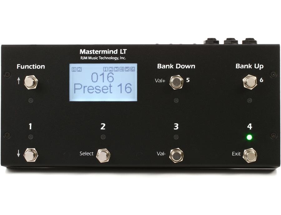 RJM Music Mastermind LT MIDI Controller