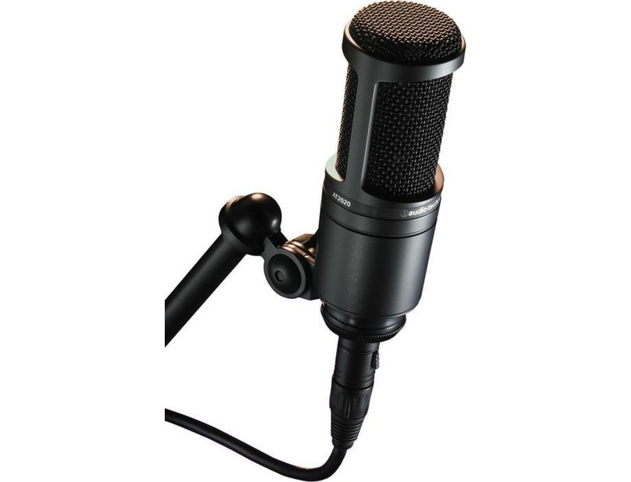 Audio technica at2020 cardioid condenser microphone xl