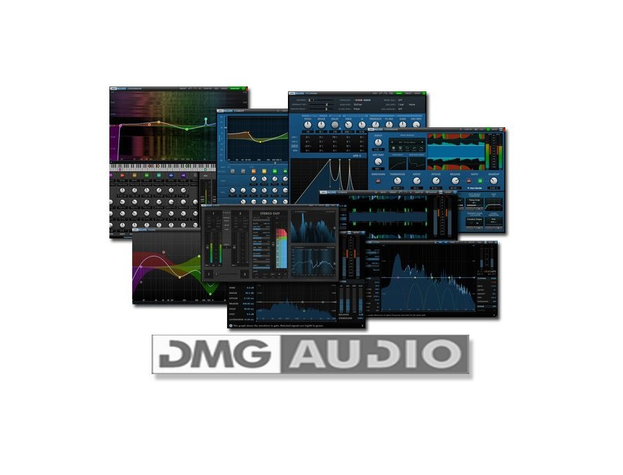 Dmg audio bundle xl