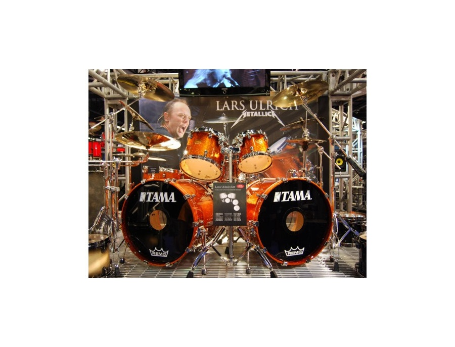 Tama Starclassic Lars Ulrich Signature Drum Kit Reviews & Prices ...