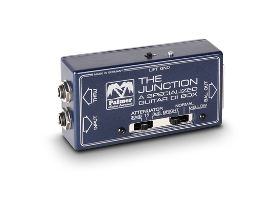 Palmer PDI-09 'The Junction' Passive DI Box