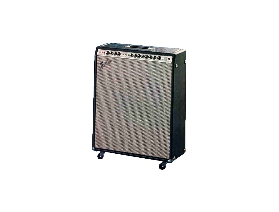 Fender quad reverb amplifier xl