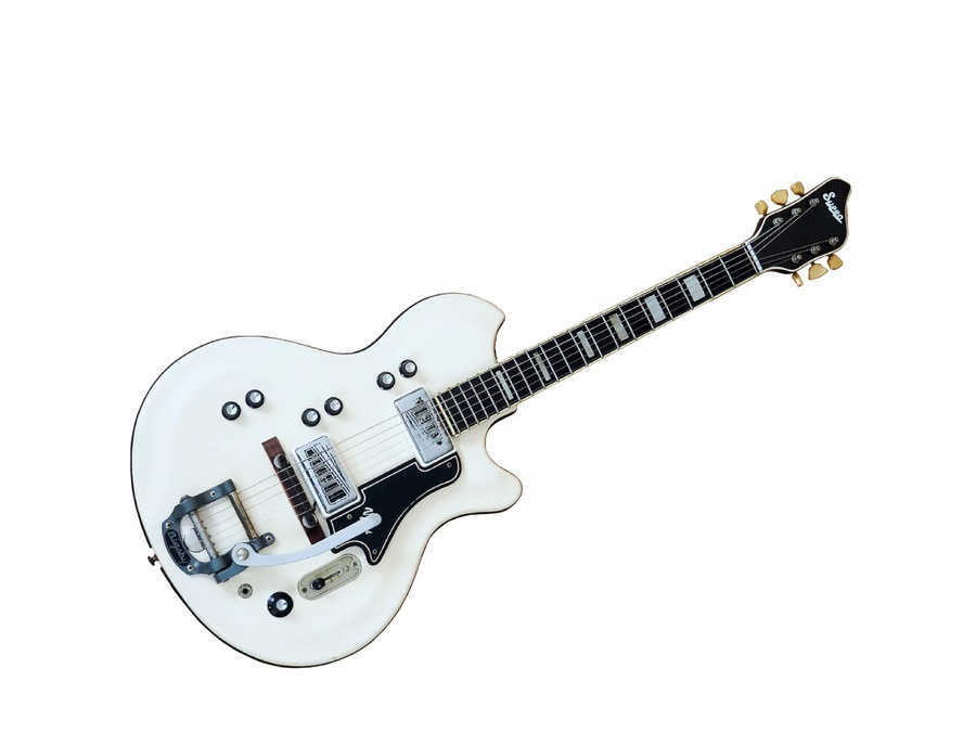 Supro martinique electric guitar xl