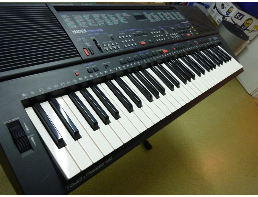 yamaha psr 400 reviews prices equipboard. Black Bedroom Furniture Sets. Home Design Ideas