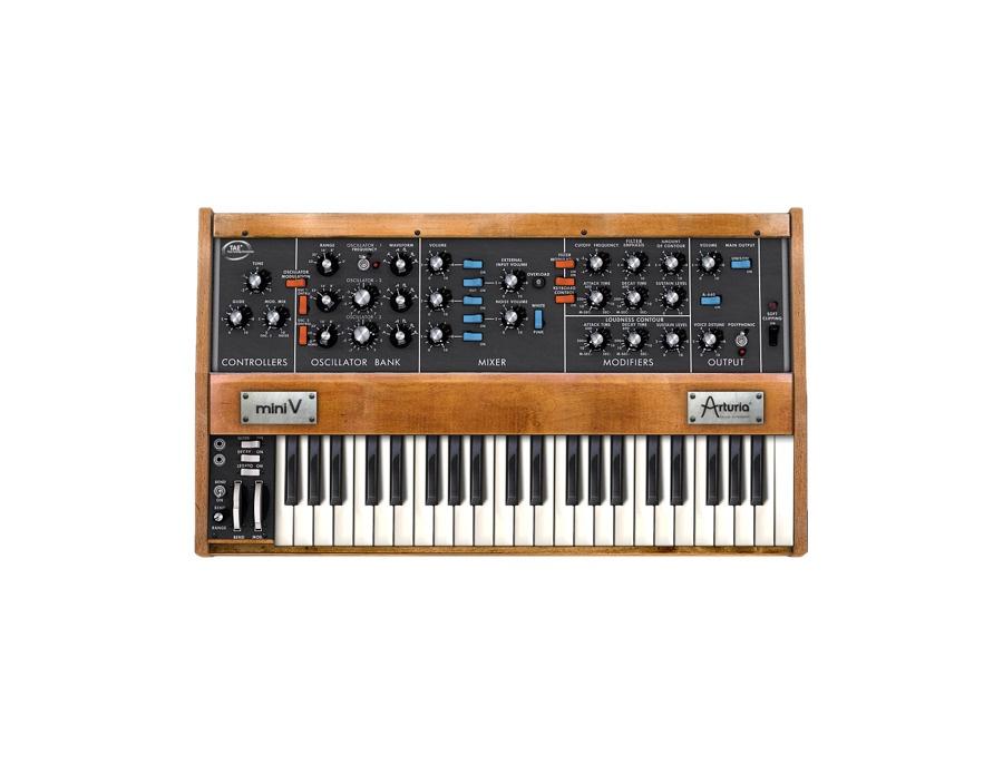 Arturia minimoog mini v software synthesizer xl