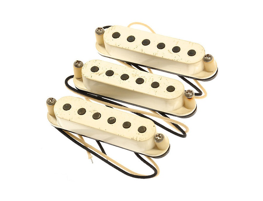 Bare Knuckle Apache Strat Pickups