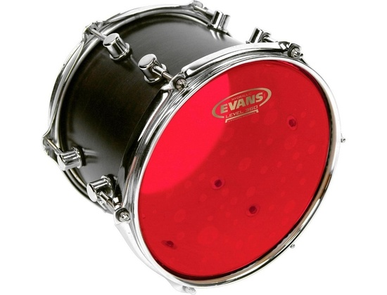 Evans Red Hydraulic Heads