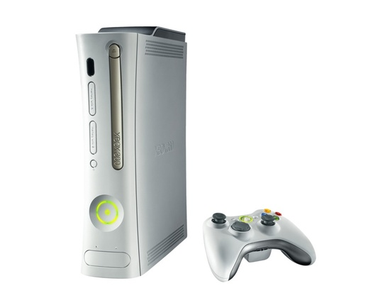 Microsoft Xbox 360 Console