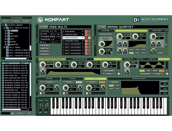 Native Instruments Kompakt