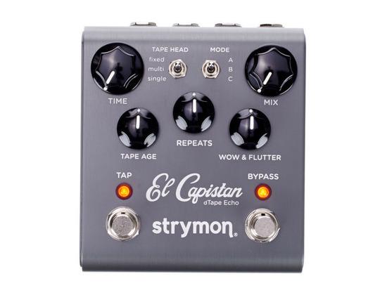 Strymon El Capistan dTape Echo Delay Pedal