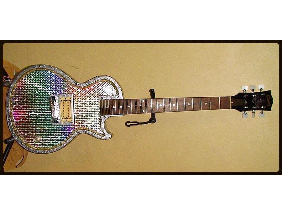 Gibson Ace Frehley Custom Flasher Light Up Les Paul